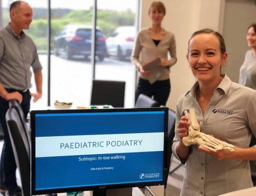 Ellie's Paediatric Podiatry Presentation